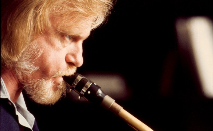Gerry Mulligan - Live at The Hague - 1982