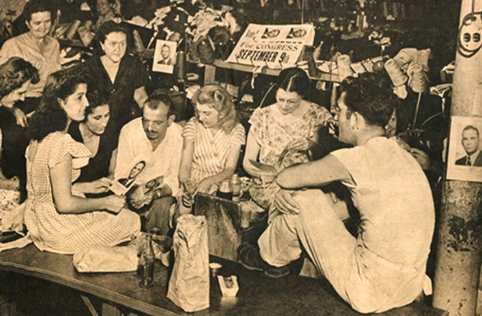 Polls - 1948 potential voters