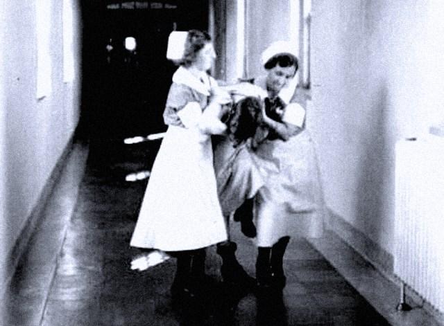 Hospital Mental Ward 1938
