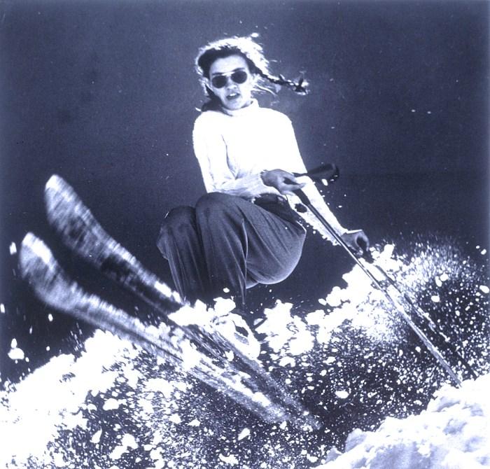 Andrea Meade Lawrence - 1948 Winter Olympics