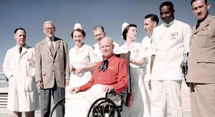 Eisenhower's Medical Team