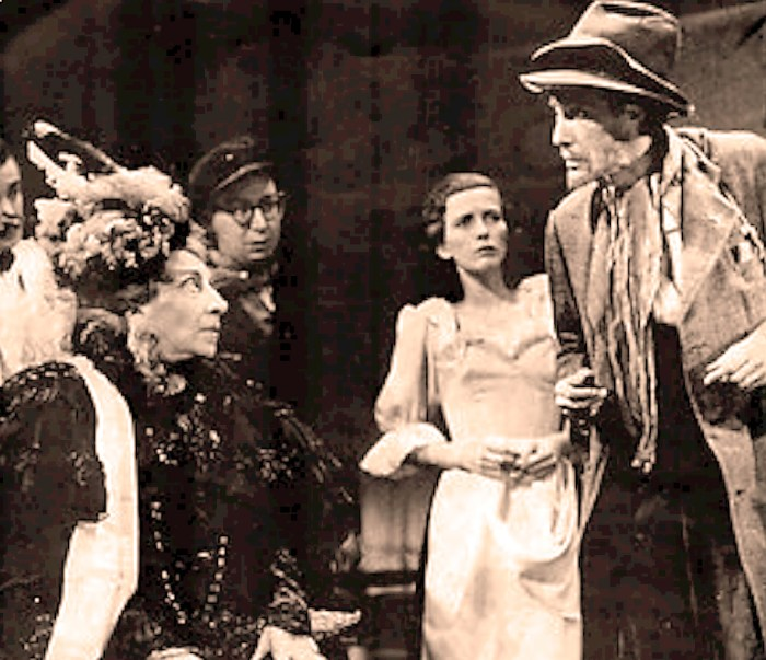 Mawoman Of Chaillot - Original Broadway cast - 1948