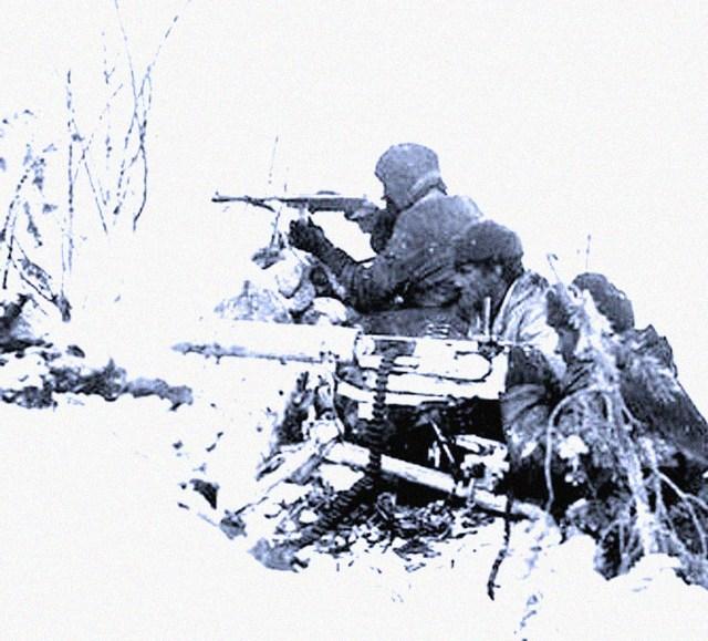Finnish Army - March 1940 -