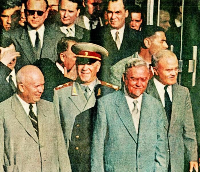 Moscow under Khruschev