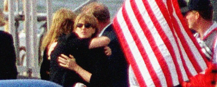 JFK Jr. Burial At Sea