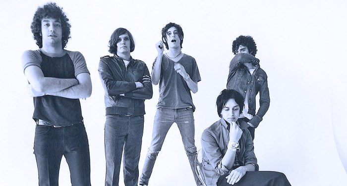 The Strokes - in concert - 2003