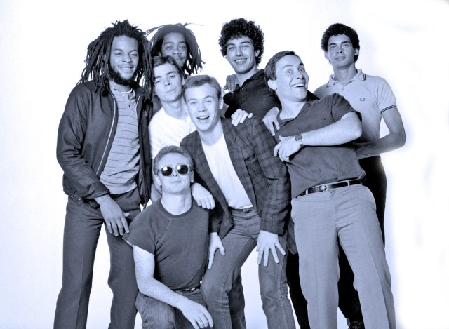 UB40- in concert - 1985 - photo: Getty Images