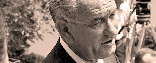 President Johnson - 1965