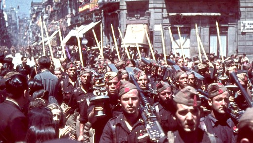October 1, 1937 – A Civil War In Spain  – An Invasion In China – A Quest For Peace In Geneva.