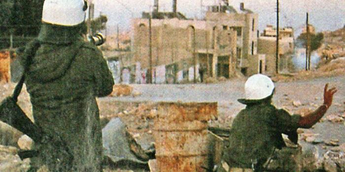 Crisis over Jerusalem