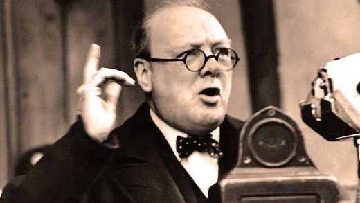 October 16, 1938 – Winston Churchill – An Address To America