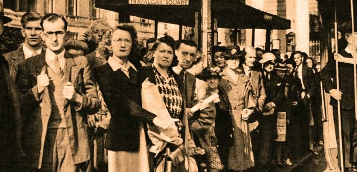 Londoners in 1950