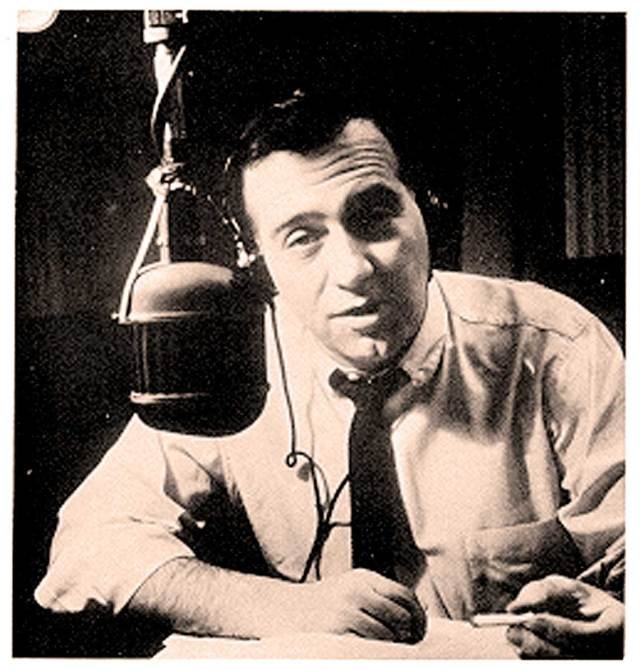 Jean Shepherd - on the air