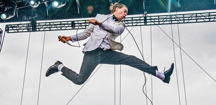 The Hives' Howlin' Pelle Almqvist