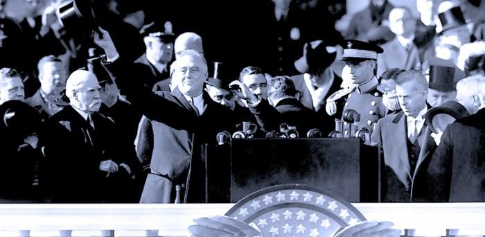 FDR Inauguration - 1941