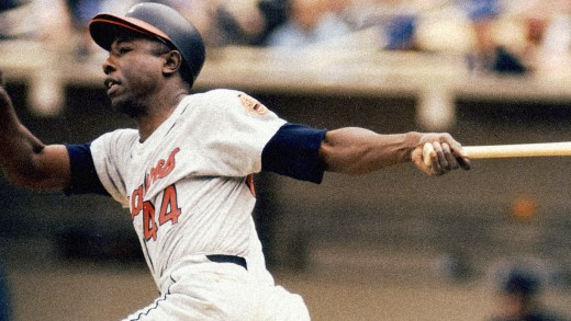 Hank Aaron – 1934 – 2021 – Icon, Legend And Homerun King –
