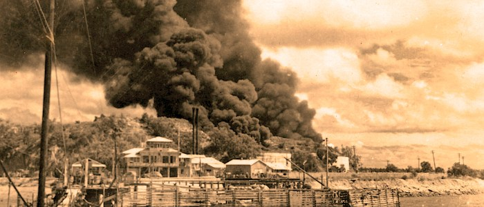 Darwin Bombing - February 19,1942