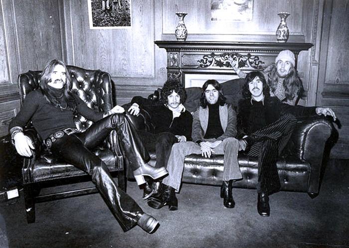 Snafu - live at Paris Theatre - 1974