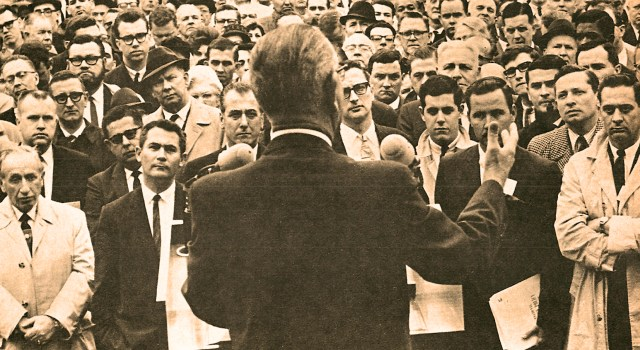 The Press and The Media - 1961