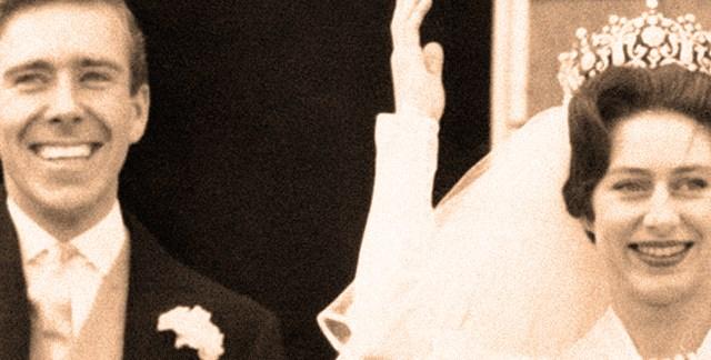 Royal Wedding - Princess Margaret - Anthony Armstrong-Jones