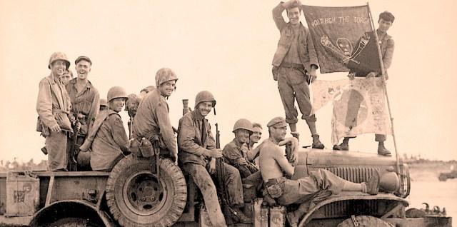 Guam - 1945
