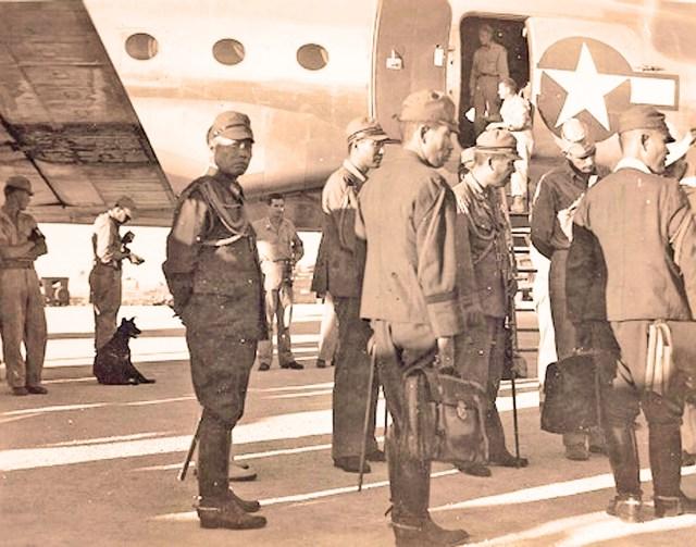 Arrival of Japanese Envoys