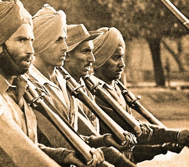 War Over Kashmir - 1965