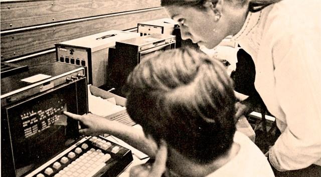 The Information Revolution In 1969