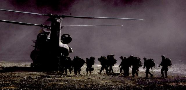 Afghanistan - October 7, 2001