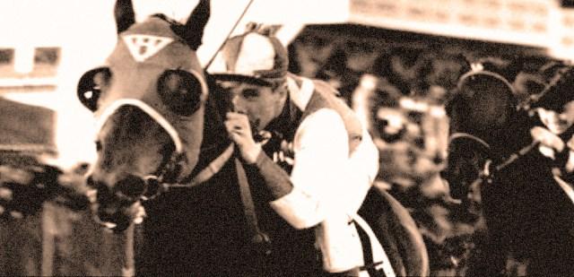 Ruffian and Jockey Jacinto Vasquez