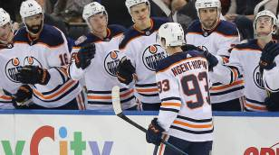 Nugent-Hopkins  Focus on Being a Winger for the Edmonton Oilers 23b2bef95