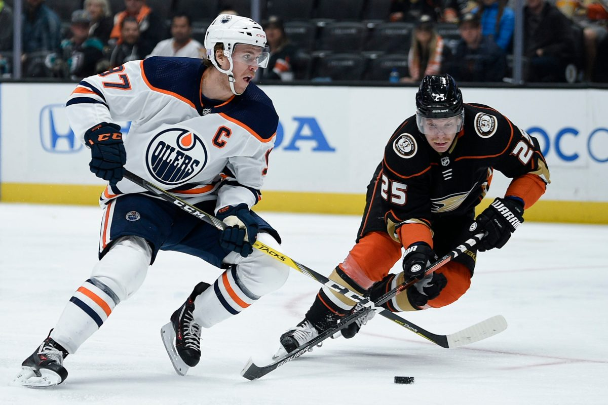 Game Notes: Ducks @ Oilers G3