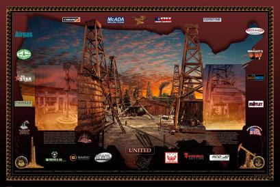 united-oil-gas-painting