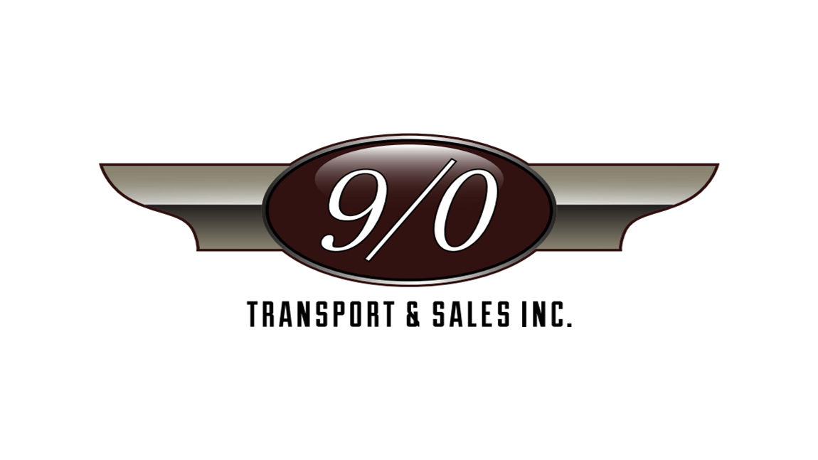 90 transport logo cover photo white