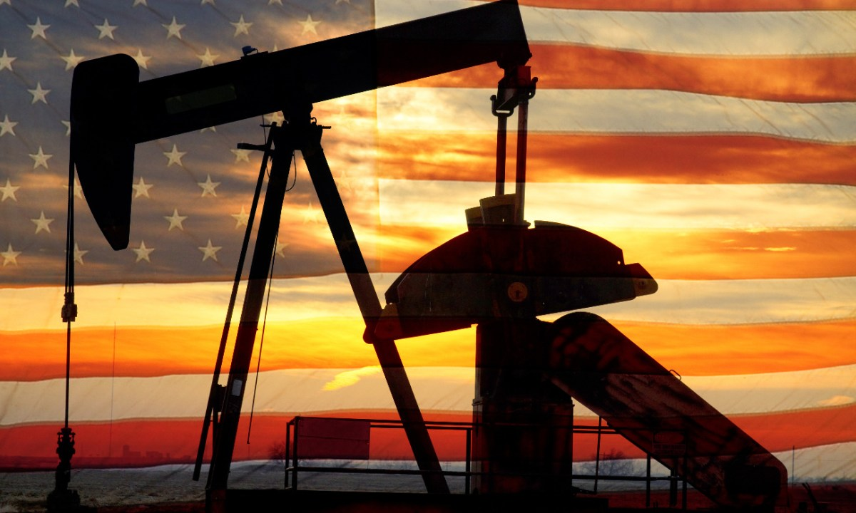 Americas Big Oil Industry Gets Boost As Trump Signs New