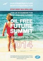 Oil Free Future Summit 2014