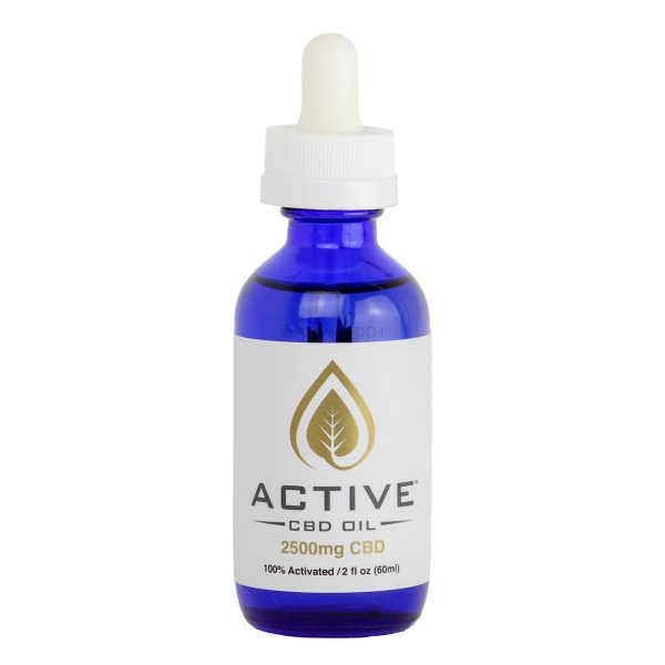 Tincture 2500mg Front