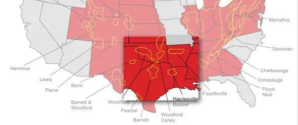 Halcon's Wilson Says Tuscaloosa Shale Among Last Big Shale Finds