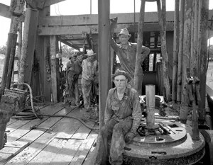 OILMAN ARCHIVE:  First Day on the Job – Pierce Junction 1928