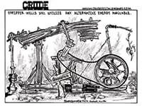 Oilman Cartoon – May/June 2016