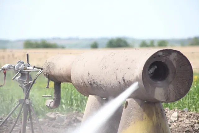Hydro-cutting Tool Slices Costs  On Well Abandonments