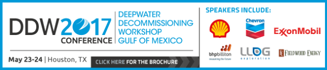 Deepwater Decommissioning Workshop 2017