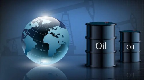 Crude Oil Stocks Set Record