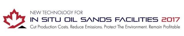 2nd New Technology Oil Sands Facilities Congress 2017