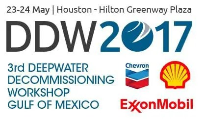 LLOG, Eni and Chevron Address P&A Technology Selection