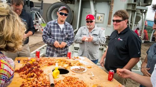 Energy Scene with Jason Spiess: Shale Plays Gearing up for this Summer's BBQ Season