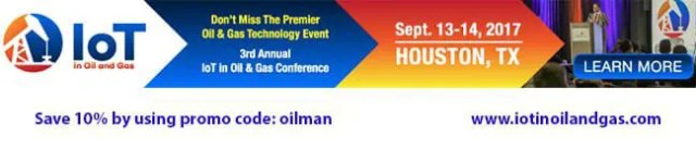 Oilman Magazine Event