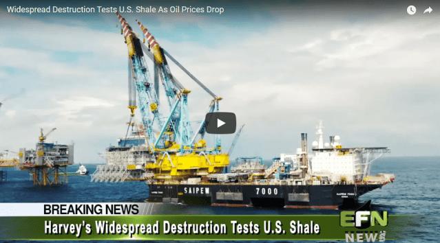 Widespread Destruction Tests U.S. Shale As Oil Prices Drop