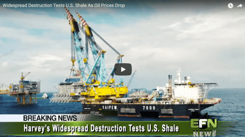 Widespread Destruction Tests U.S. Shale As Oil Prices Drop