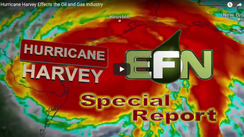 Hurricane Harvey Effects the Oil and Gas Industry